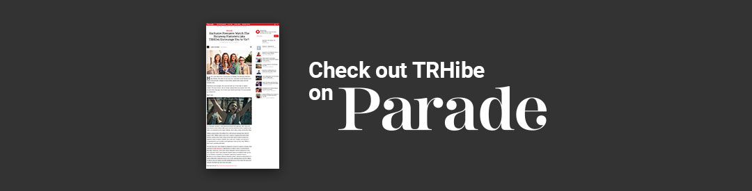 TRHibe on Parade